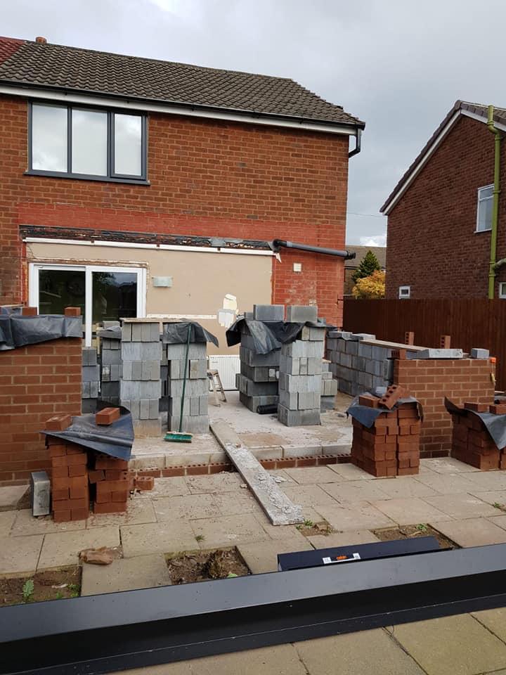 Warrington Home Extension – Property maintenance, Kitchen ...